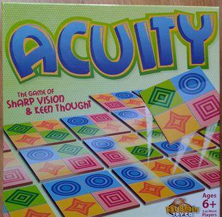juego de Mesa. Acuity