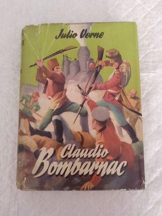 Claudio Bombarnac. Libro