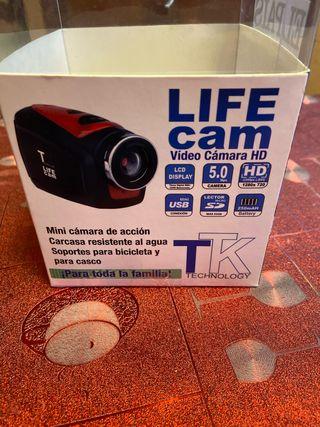 Cámara Life Cam TTK HD