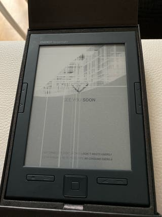 Ebook energy sistem screenlight HD 8GB