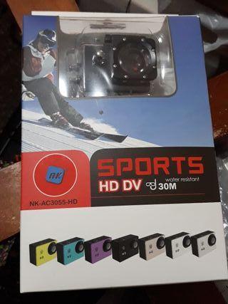Cámara deportiva NK-AC3055-HD