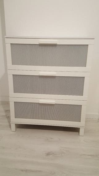 Comoda 3 cajones IKEA