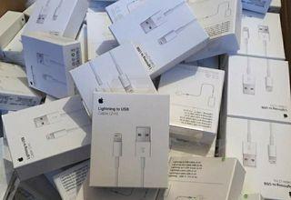 2 Meter geuine apple iPhone chargers!