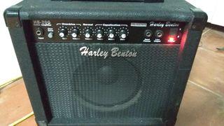 Amplificador guitarra Harley Benton