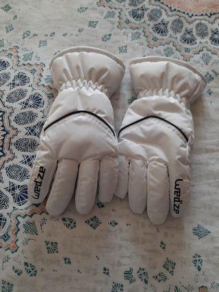 guantes nieve esqui