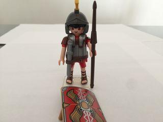 soldado romano casco de pluma playmobil