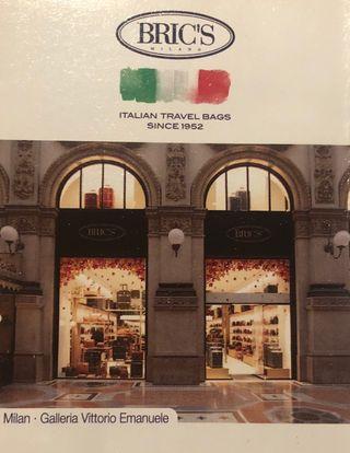 Neceser piel de la marca Bric's Milano