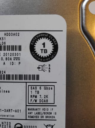 Servidor DELL PowerEdge T410 + 2Xeon 5620+16GB RAM