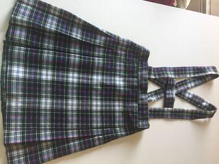 NUEVA falda uniforme colegio BLAS de LEZO