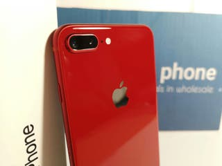 IPHONE 8 PLUS (64GB) ROJO