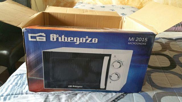 Microhondas Orbegozo