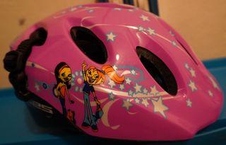 3 cascos bicicleta niño/a