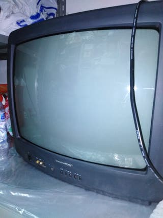 TV Daewoo 21 + TDT Inves