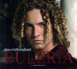 CD / DAVID BISBAL ''Buleria'' (2004)