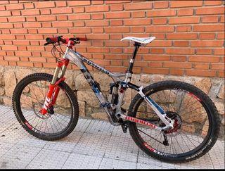 """bicicleta enduro 27.5"""""""