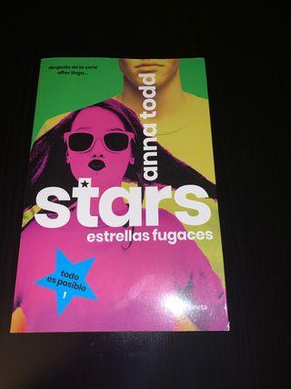 """Libro """"stars"""""""