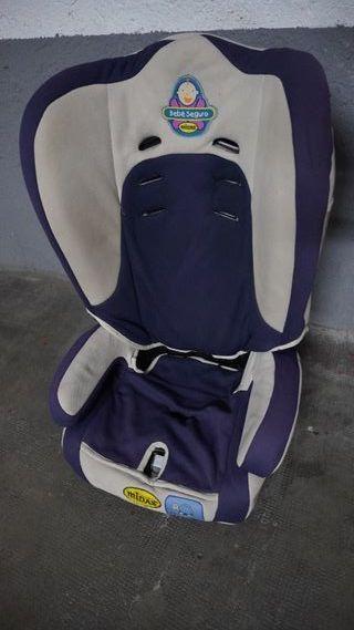 Dos sillas de niño/a MIDAS 'Bebé Seguro'