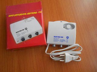 amplificador tv