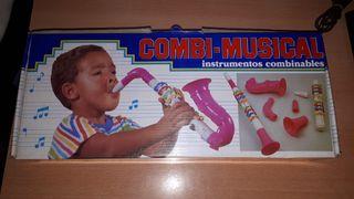 COMBI MUSICAL - INSTRUMENTOS COMBINADOS - REF 210