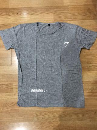 Camiseta Elástica GymShark Transpirable
