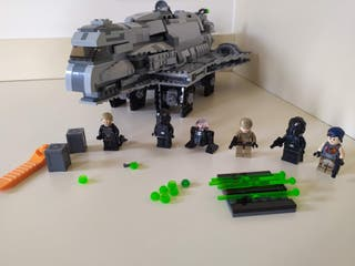 Lego Star Wars 75106 Tansporte de asalto imperial
