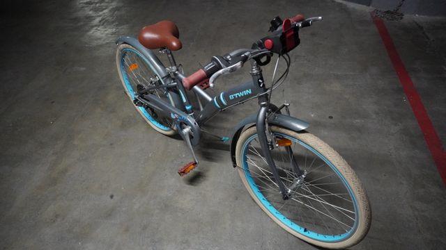 Bicicleta niño/a B-TWIN(precio en Decathlon: 170€)