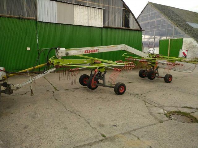 RASTRILLO CLAAS LINER 650 TWIN