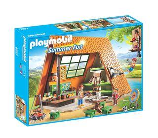Playmobil Campamento de Verano- Camping