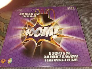 juego de mesa boom