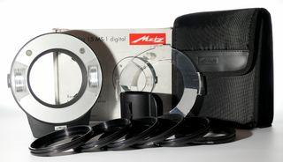 Flash macro inalámbrico METZ 15MS-1