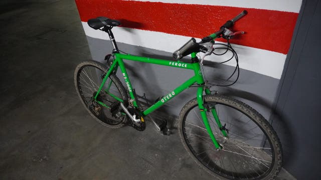 Bicicleta de montaña OTERO Feroce M2-300F