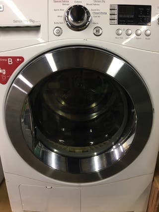 LG condenser dryer great working order
