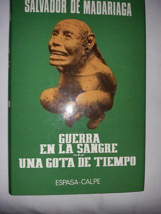 GUERRA EN LA SANGRE...UNA GOTA DE TIEMPO