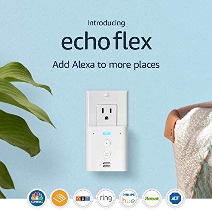 Amazon echo flux