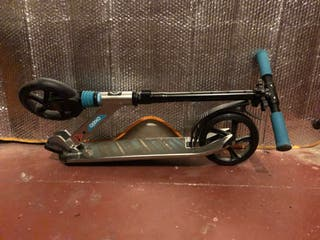 PATINETE SCOOTER OXELO AZUL