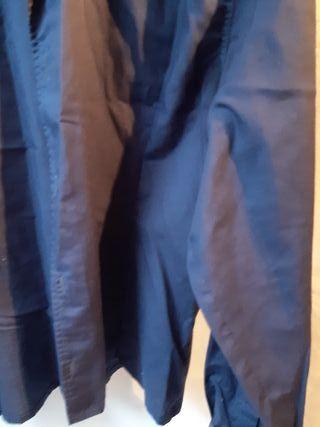 camisa azul t XL