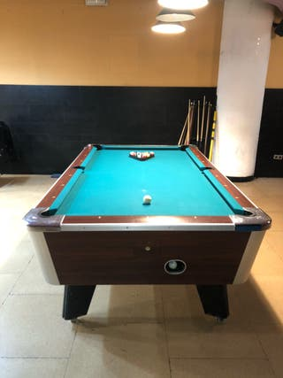 Mesa de Billar Modelo King Pool de 7' para local