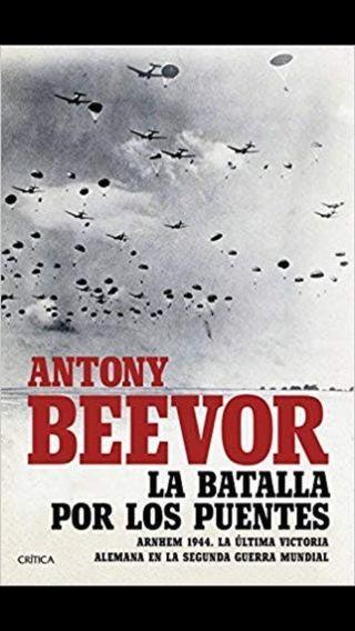 """Libro nuevo """"La batalla por los puentes"""""""