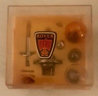 Caja de bombillas Rover