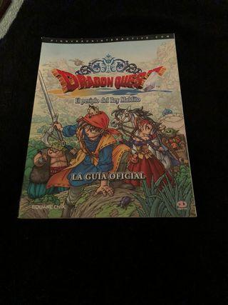 Guia Dragon Quest el periplo del rey