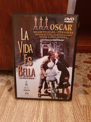 Película La Vida Es Bella.
