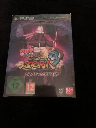 Naruto ultimate ninja storm 3 edición especial PS3
