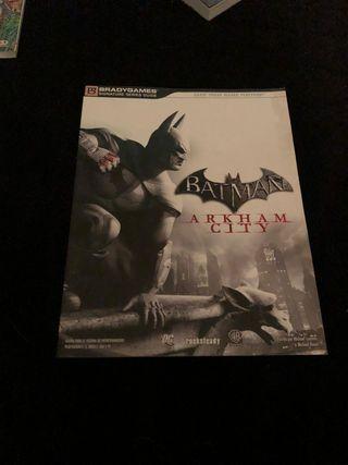 Guia Batman Arkham City