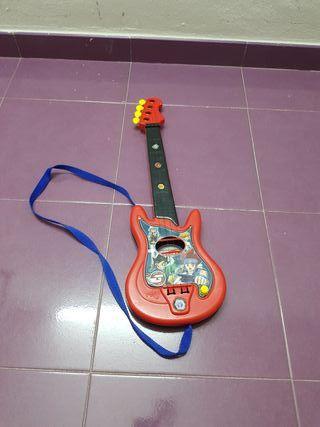 Guitarra infantil