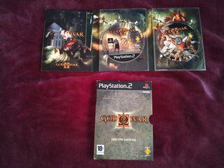 God of War 2 Edición Especial
