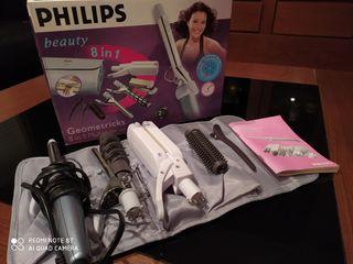 Philips plancha pelo rizador