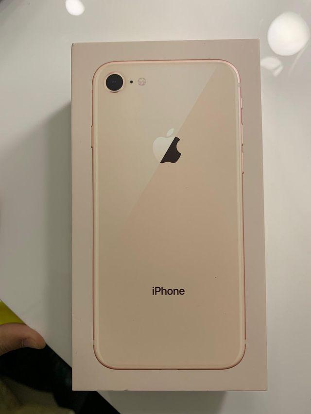 IPhone 8 Dorado 64GB