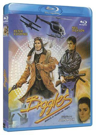 Biggles, el viajero tiempo (Blu Ray)