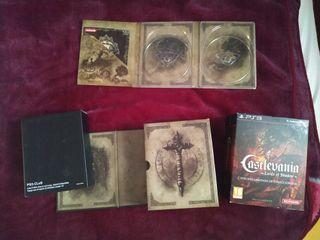 CAJA Castlevania Lords of Shadow Edición Col.