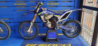 sherco 125 se 2t factory 2018